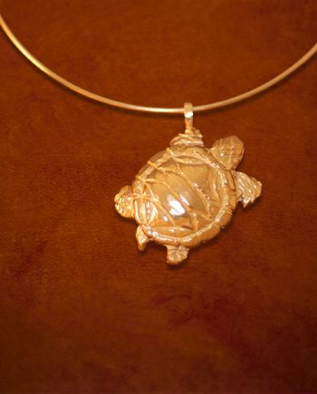 turtle-gold