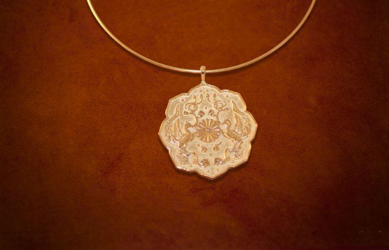 lotus-brass